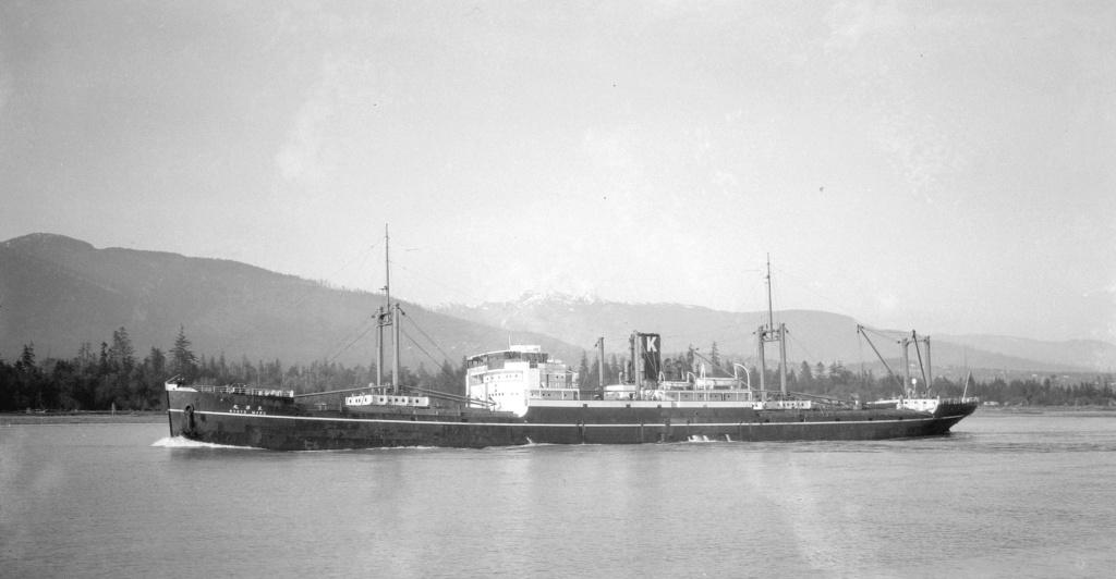 Photos General cargo avant 1940 (Plus 3000gt) 13 Ryoyo_10