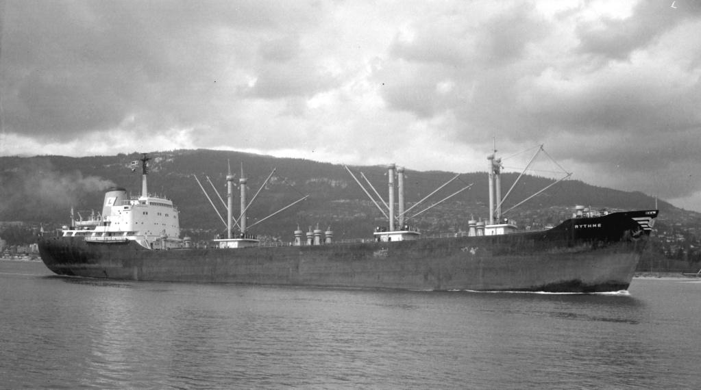 Photos Navires du monde construit entre 1950-1960 (5) Rythme10