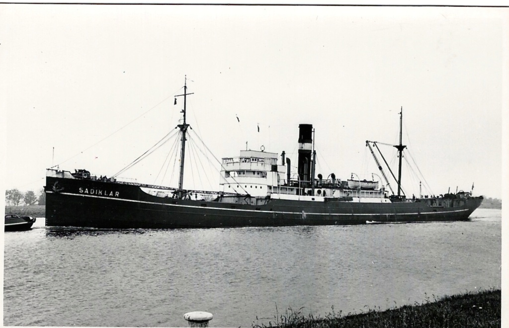 Photos General cargo avant 1940 (Plus 3000gt) 17 Sadikl10