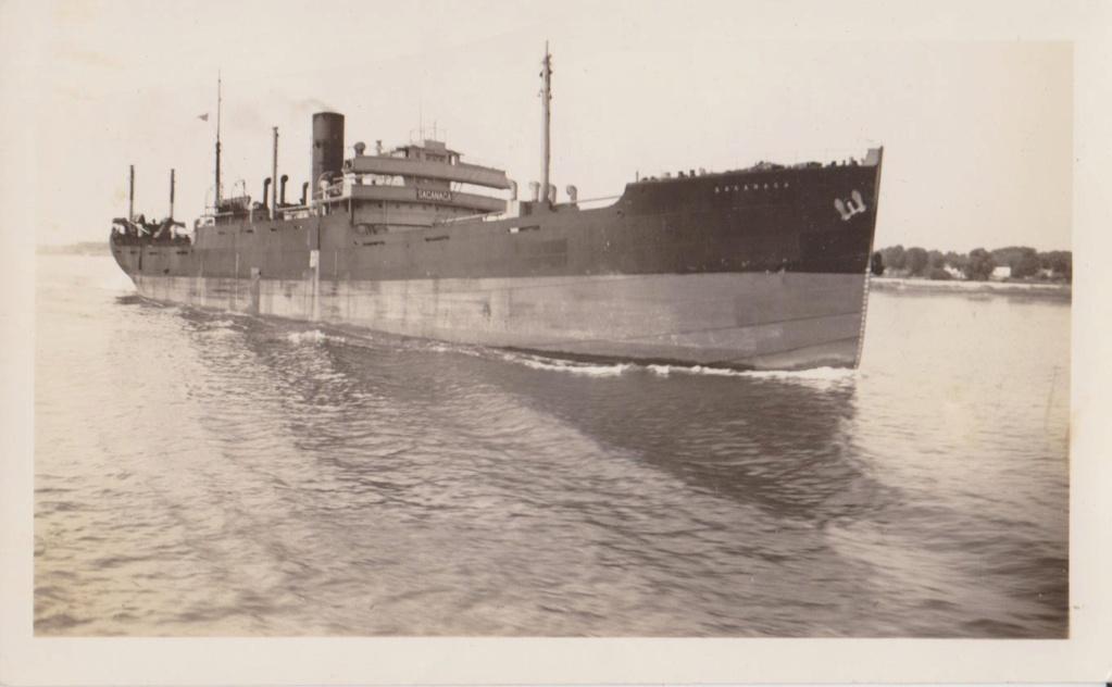 Photos General cargo avant 1940 (Plus 3000gt) 15 Sagana10