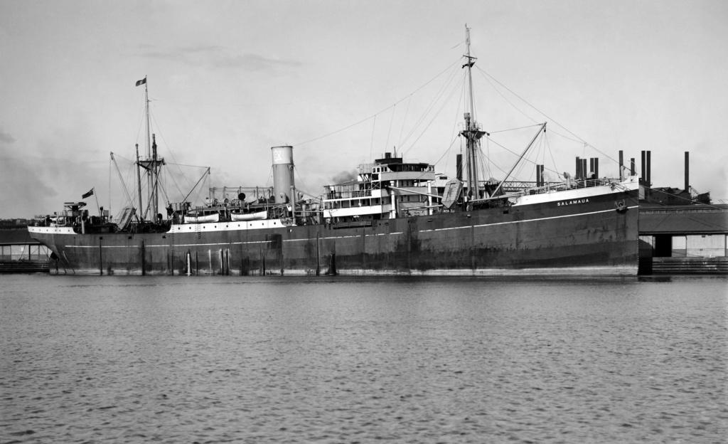 Photos General cargo avant 1940 (Plus 3000gt) 15 Salama10