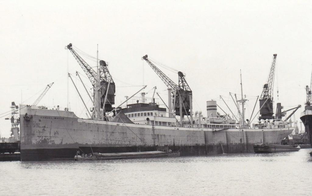 Photos General cargo avant 1940 (Plus 3000gt) 20 Samuel11