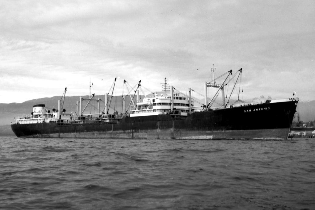 Photos Navires du monde construit entre 1950-1960 (6) San_an10