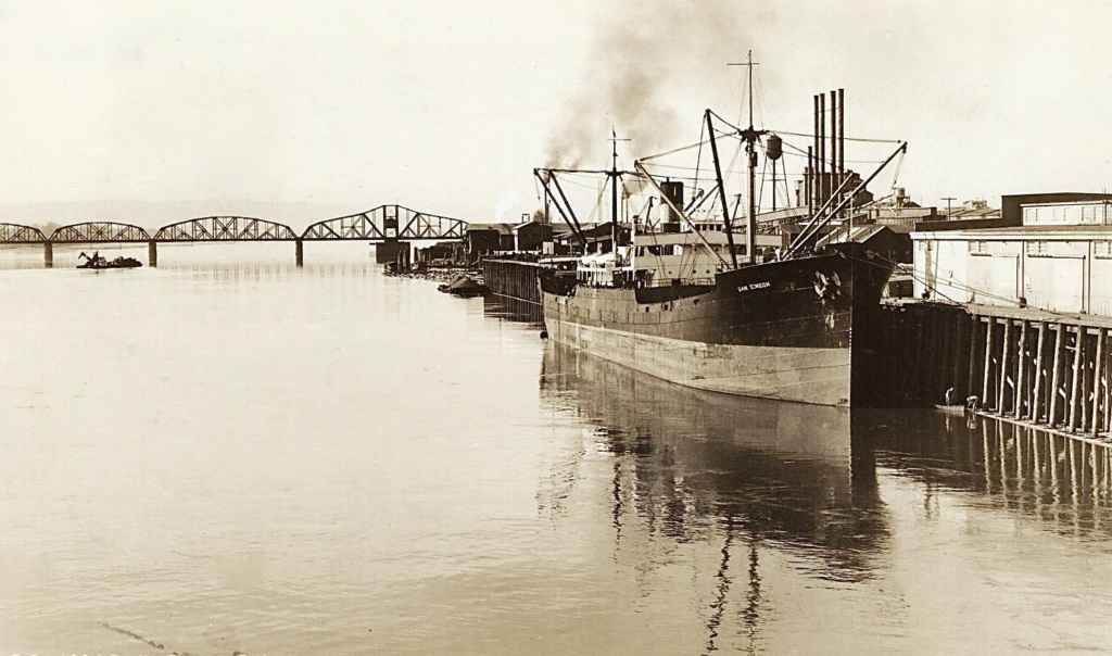 Photos General cargo avant 1940 (Plus 3000gt) 11 San_si10