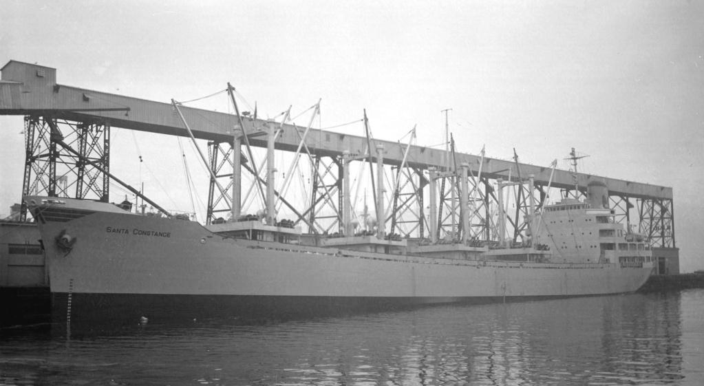 Photos Navires du monde construit entre 1950-1960 (5) Santa_10