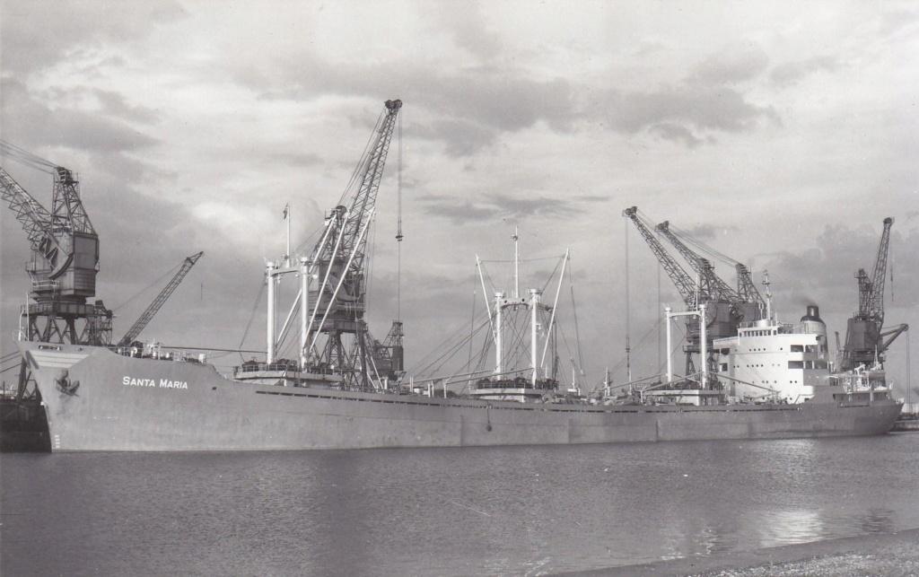 Photos Navires du monde construit entre 1950-1960 (5) Santa_11