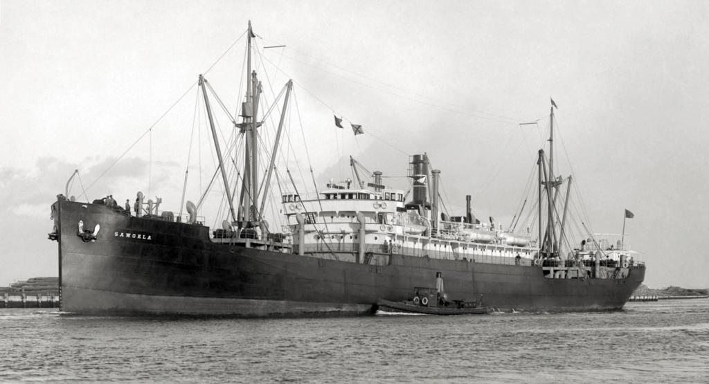 Photos General cargo avant 1940 (Plus 3000gt) 26 Sawokl10