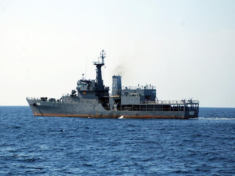 Explosion et incendie sur un pétrolier près du Sri Lanka Sayura10