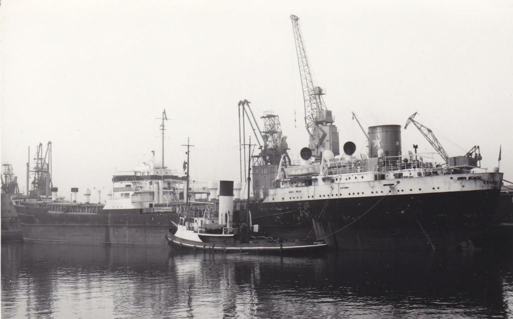 Photos Navires du monde construit entre 1950-1960 (2) Seaway10