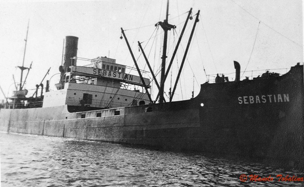 Photos General cargo avant 1940 (Plus 3000gt) 26 Sebast11