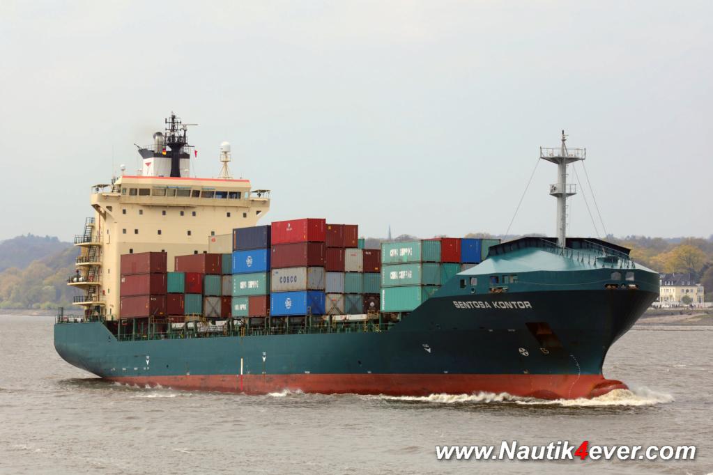 Photos de navires Luxembourgeois Armateur enre Belgique N/S Sentos10