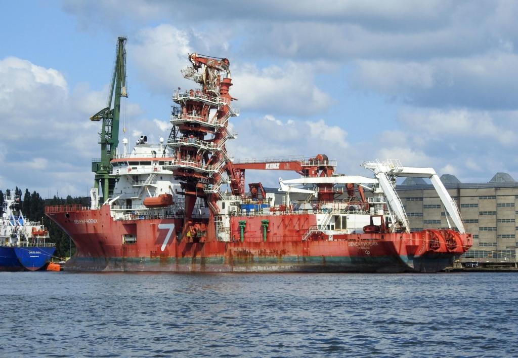 Photos de navires Luxembourgeois Armateur enre Belgique N/S Seven_10