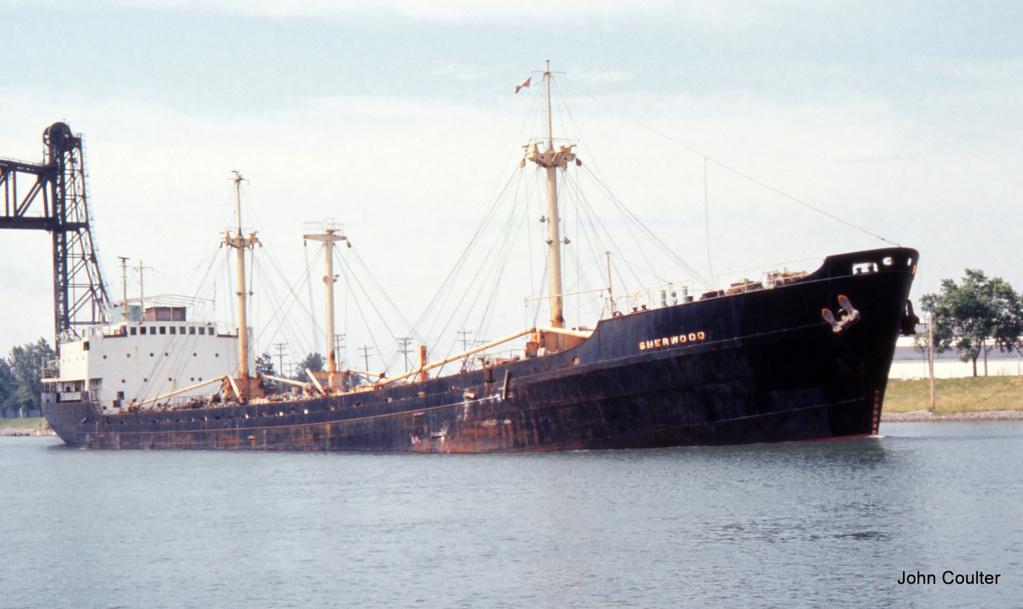Photos Navires du monde construit entre 1950-1960 (4) Sherwo10