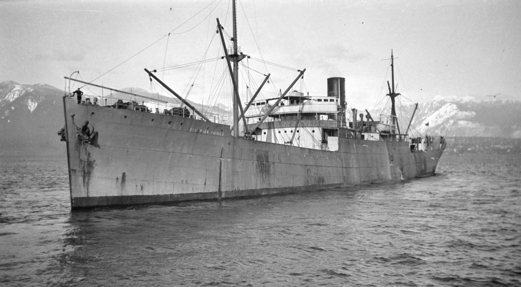 Photos General cargo avant 1940 (Plus 3000gt) 16 Siberi10