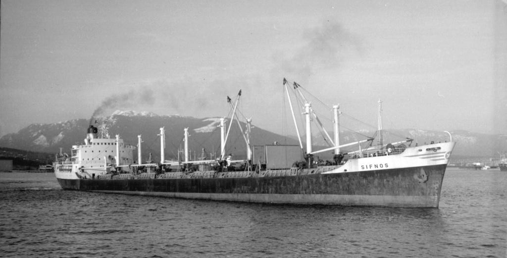 Photos Navires du monde construit entre 1950-1960 (2) Sifnos10