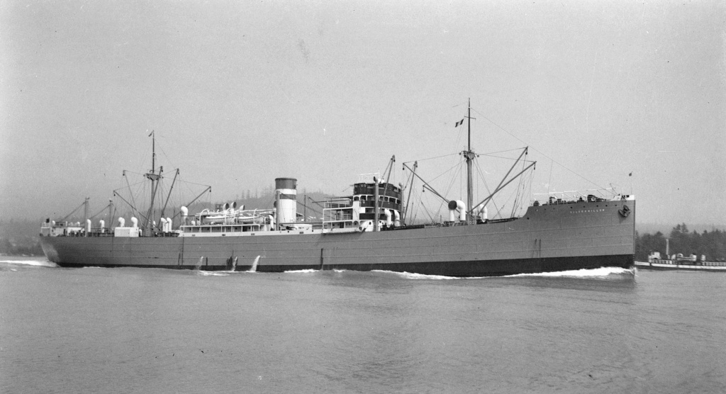 Photos General cargo avant 1940 (Plus 3000gt) 17 Silver16