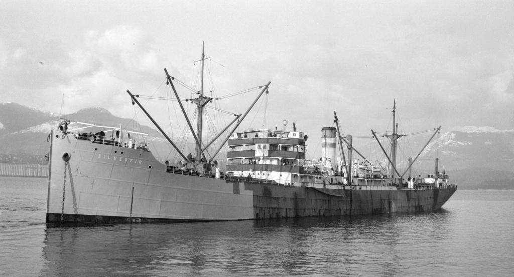 Photos General cargo avant 1940 (Plus 3000gt) 20 Silver17