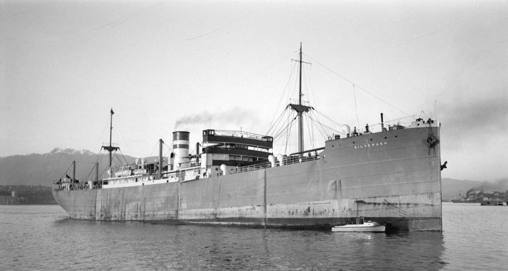 Photos General cargo avant 1940 (Plus 3000gt) 20 Silver18
