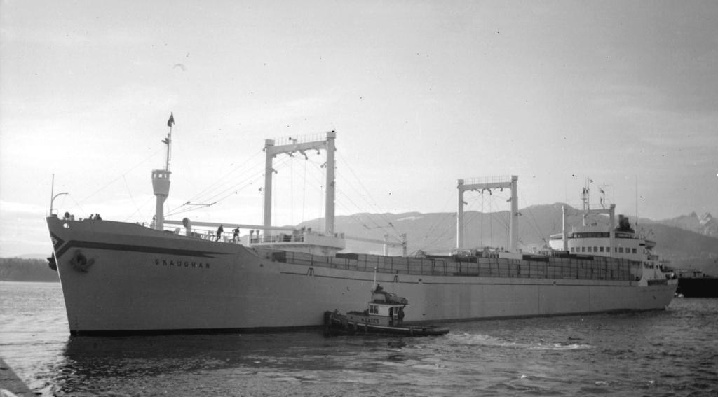 Photos Navires du monde construit entre 1950-1960 (4) Skaugr10