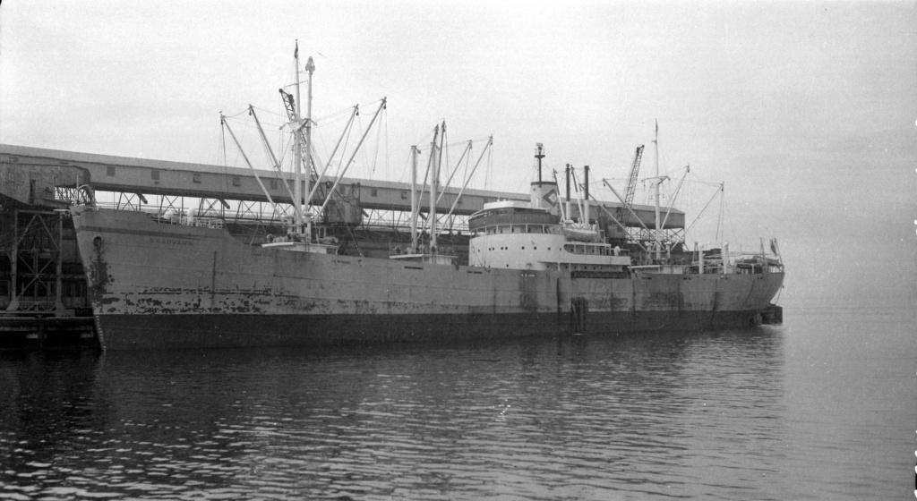 Photos General cargo avant 1940 (Plus 3000gt) 11 Skauva10