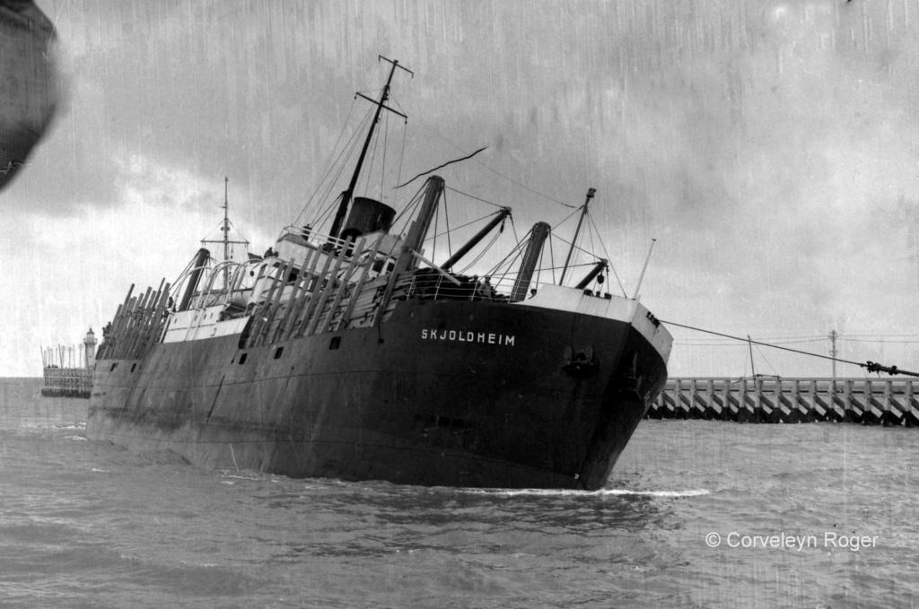 Photos General cargo avant 1940 (Plus 3000gt) 11 Skjold10