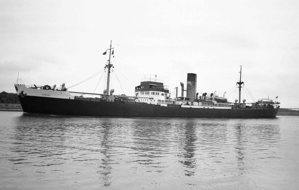 Photos General cargo avant 1940 (Plus 3000gt) 5  Someri10