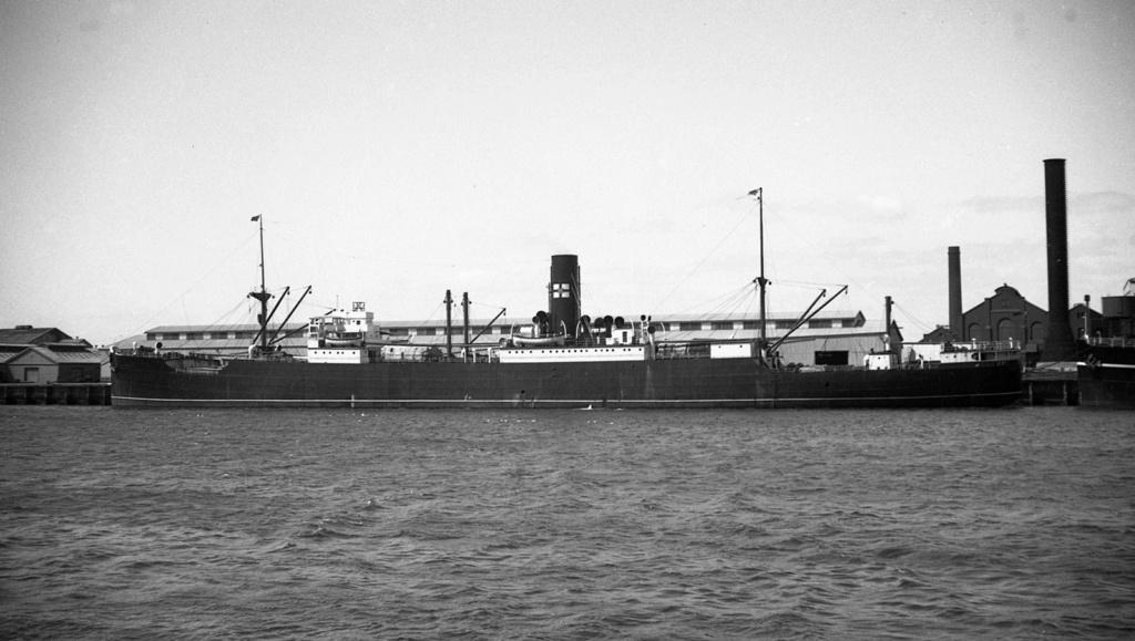 Photos General cargo avant 1940 (Plus 3000gt) 5  Somers11