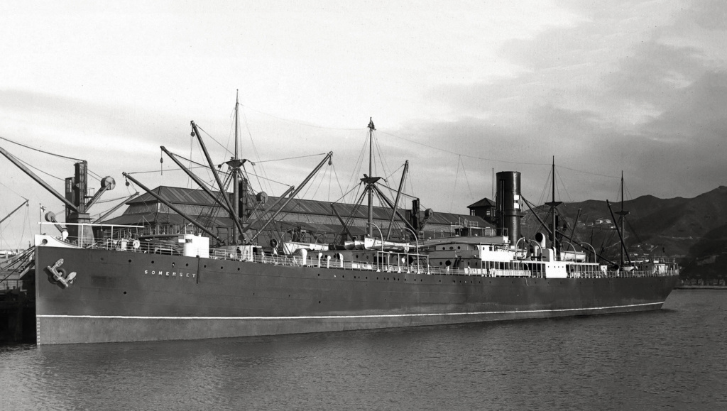 Photos General cargo avant 1940 (Plus 3000gt) 21 Somers13