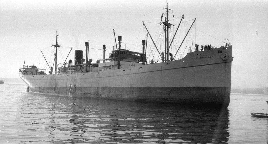 Photos General cargo avant 1940 (Plus 3000gt) 9 Somerv10