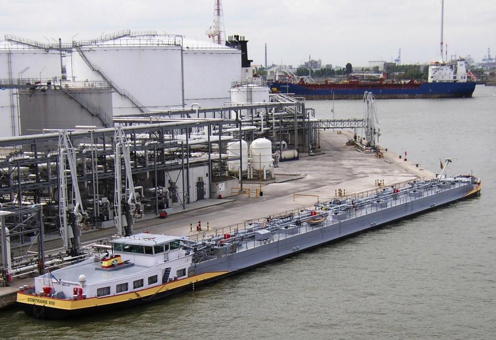 Photos de navires Luxembourgeois Armateur enre Belgique N/S Somtra11