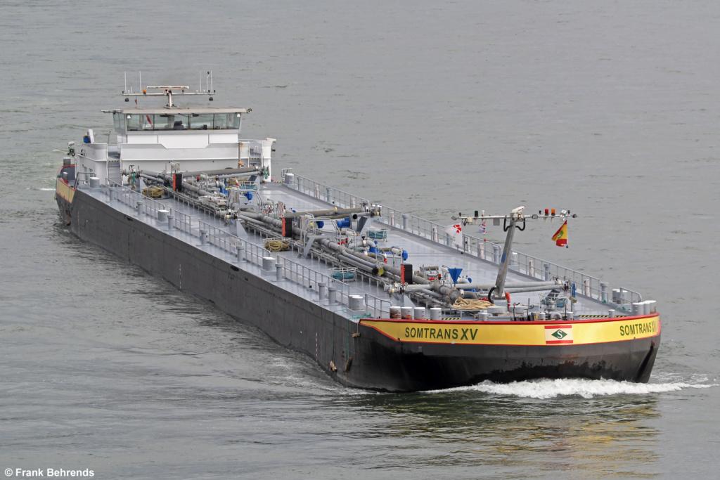 Photos de navires Luxembourgeois Armateur enre Belgique N/S Somtra14
