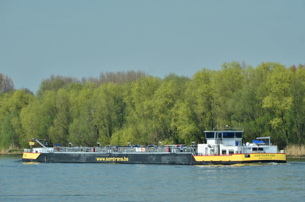 Photos de navires Luxembourgeois Armateur enre Belgique N/S Somtra15