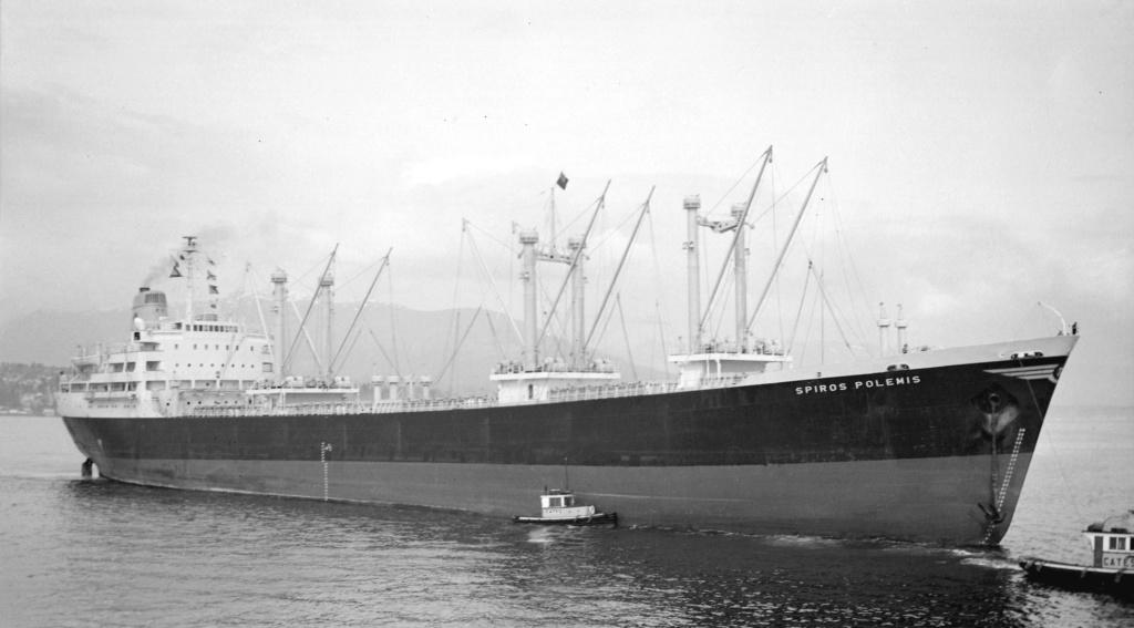 Photos Navires du monde construit entre 1950-1960 (4) Spiros10