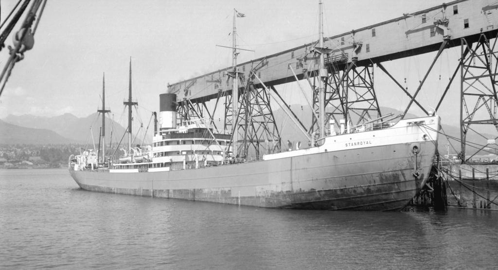 Photos General cargo avant 1940 (Plus 3000gt) 15 Stanro10