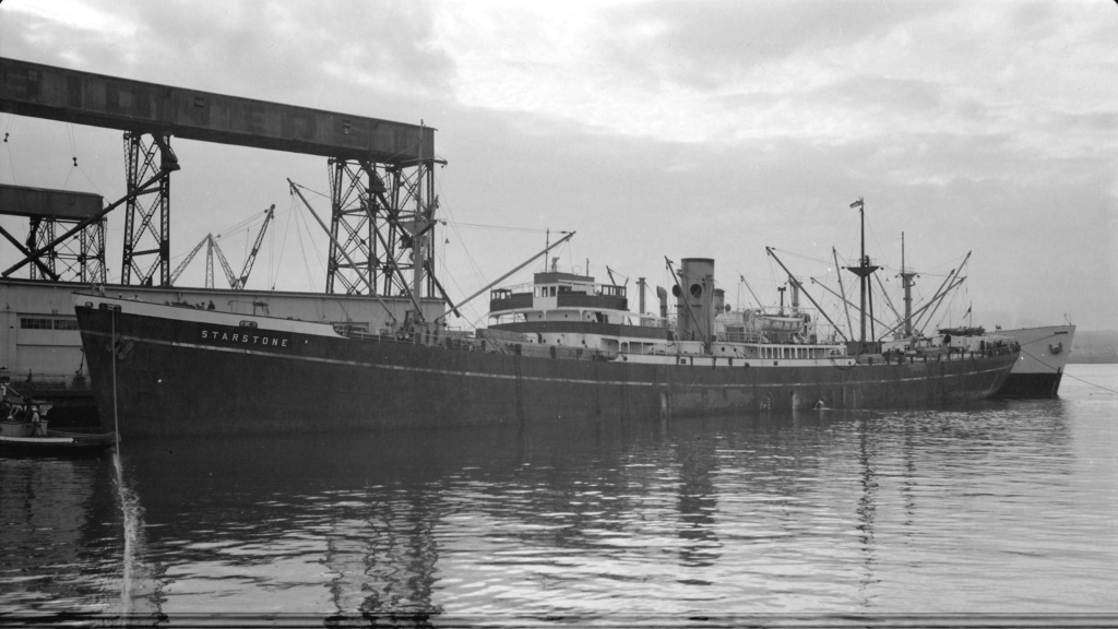 Photos General cargo avant 1940 (Plus 3000gt) 11 Starst10