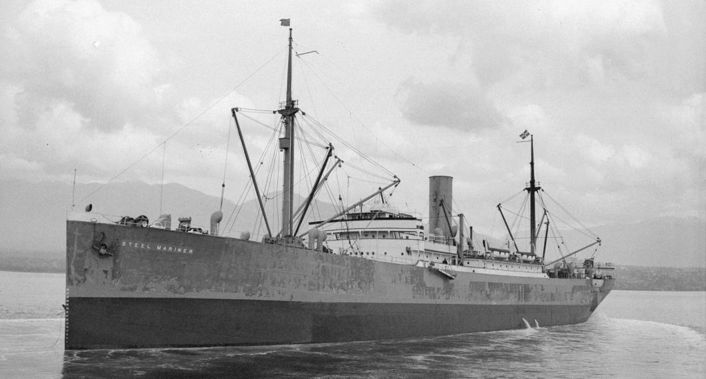 Photos General cargo avant 1940 (Plus 3000gt) 9 Steel_10