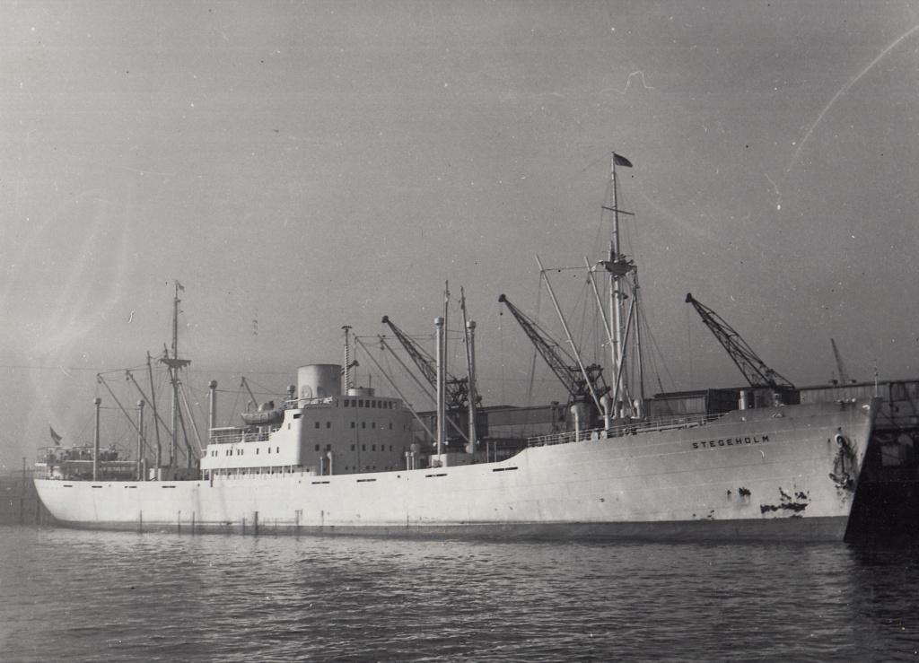 Photos General cargo avant 1940 (Plus 3000gt) 5  Stegeh10
