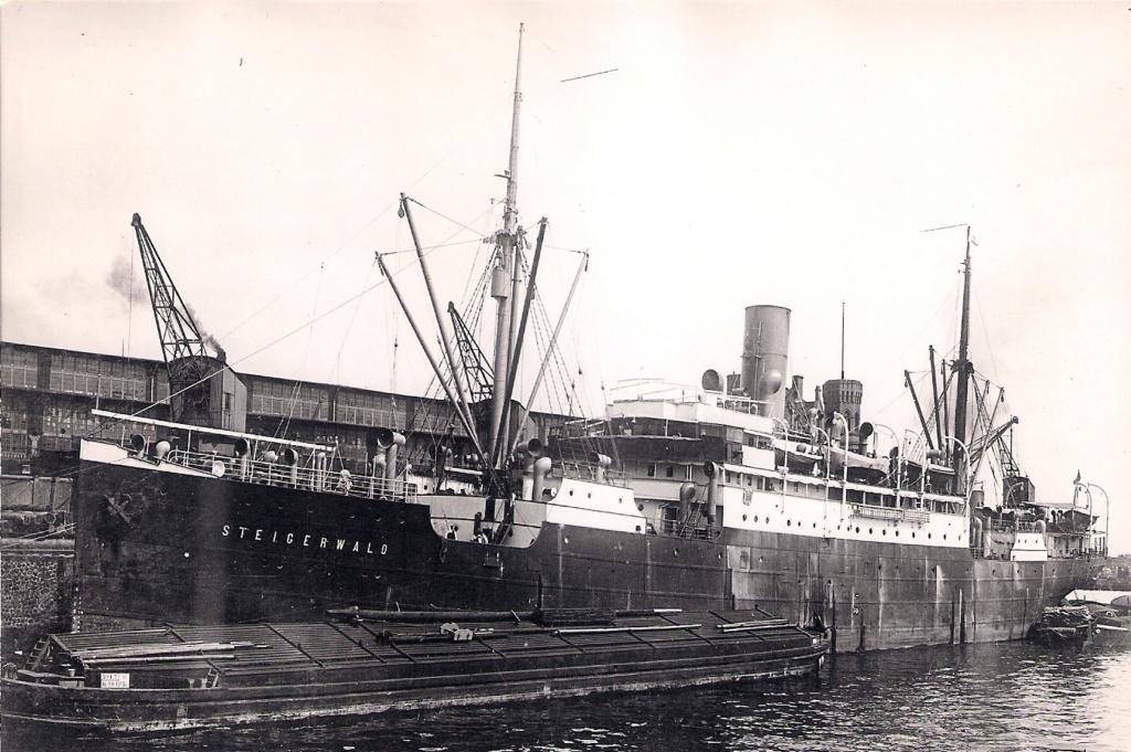 Photos General cargo avant 1940 (Plus 3000gt) 11 Steige10