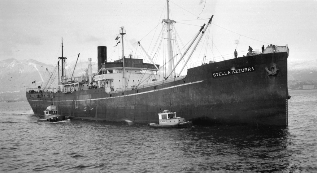 Photos General cargo avant 1940 (Plus 3000gt) 16 Stella11