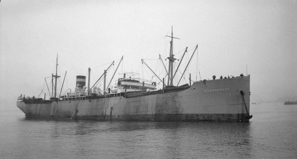 Photos General cargo avant 1940 (Plus 3000gt) 7  Stjern10
