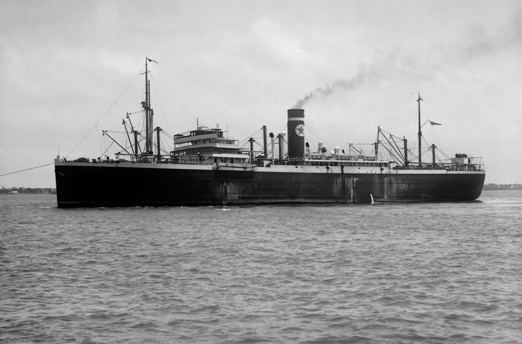 Photos General cargo avant 1940 (Plus 3000gt) 11 Stuart10
