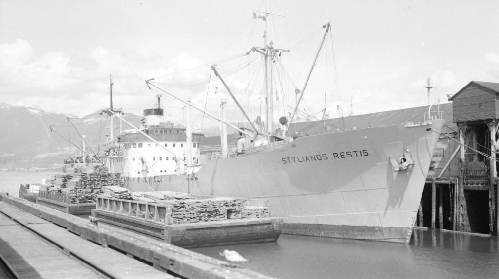 Photos General cargo avant 1940 (Plus 3000gt) 15 Stylia11