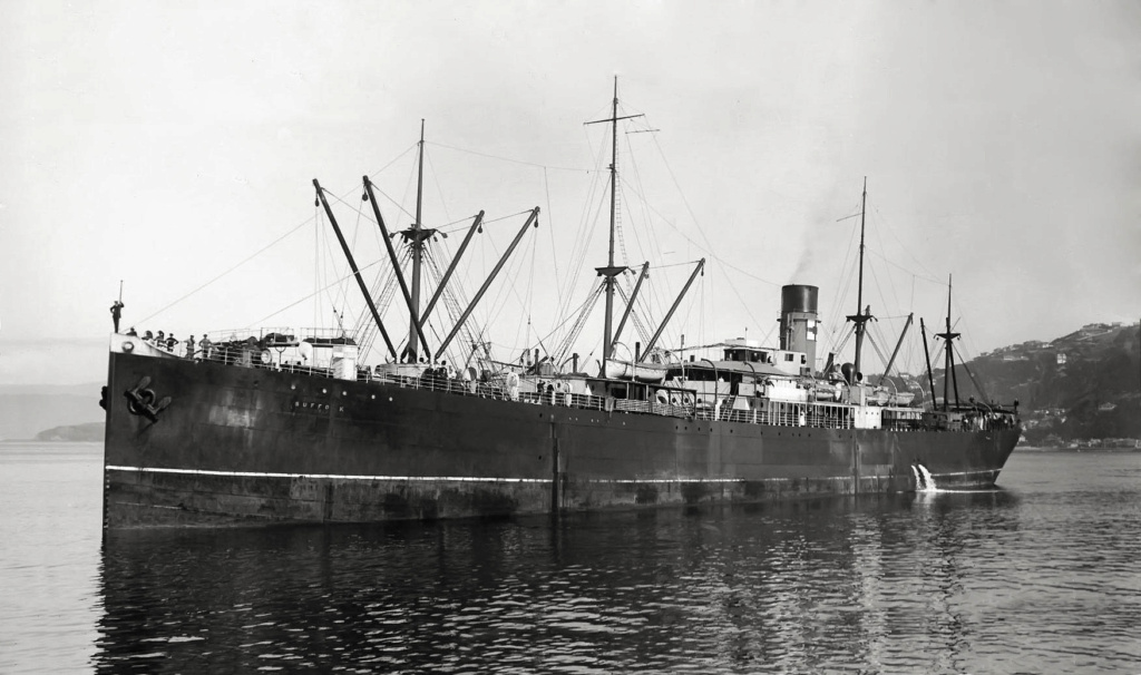 Photos General cargo avant 1940 (Plus 3000gt) 15 Suffol13