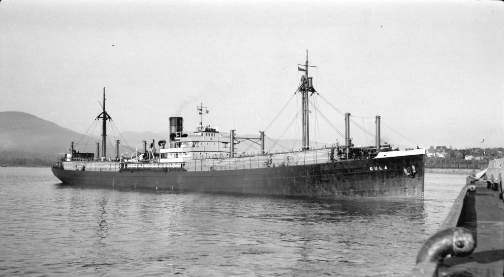 Photos General cargo avant 1940 (Plus 3000gt) 15 Sula10