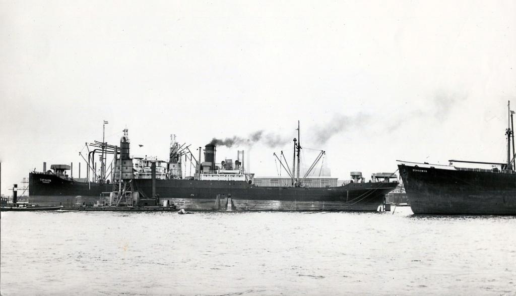 Photos General cargo avant 1940 (Plus 3000gt) 15 Suriko10