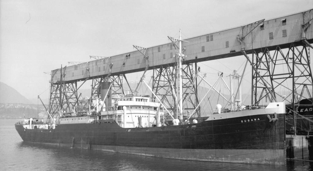 Photos General cargo avant 1940 (Plus 3000gt) 16 Susana10