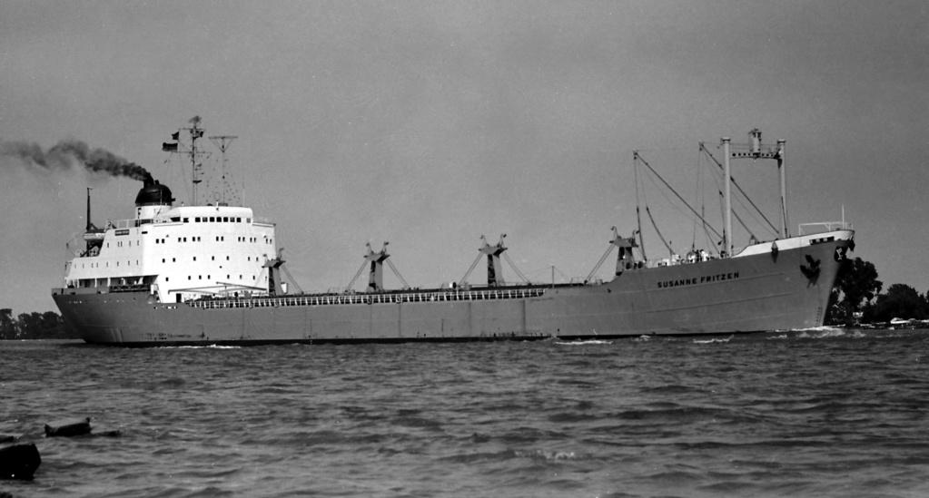 Photos Navires du monde construit entre 1950-1960 (6) Susann11