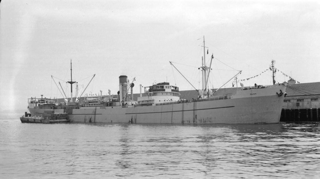 Photos General cargo avant 1940 (Plus 3000gt) 11 Suva_i10
