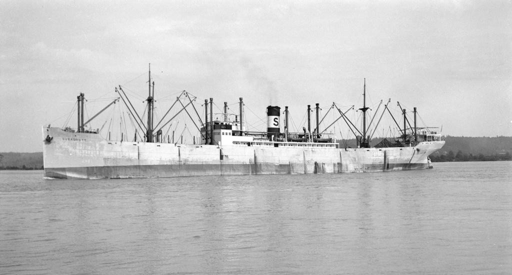 Photos General cargo avant 1940 (Plus 3000gt) 13 Sveadr10