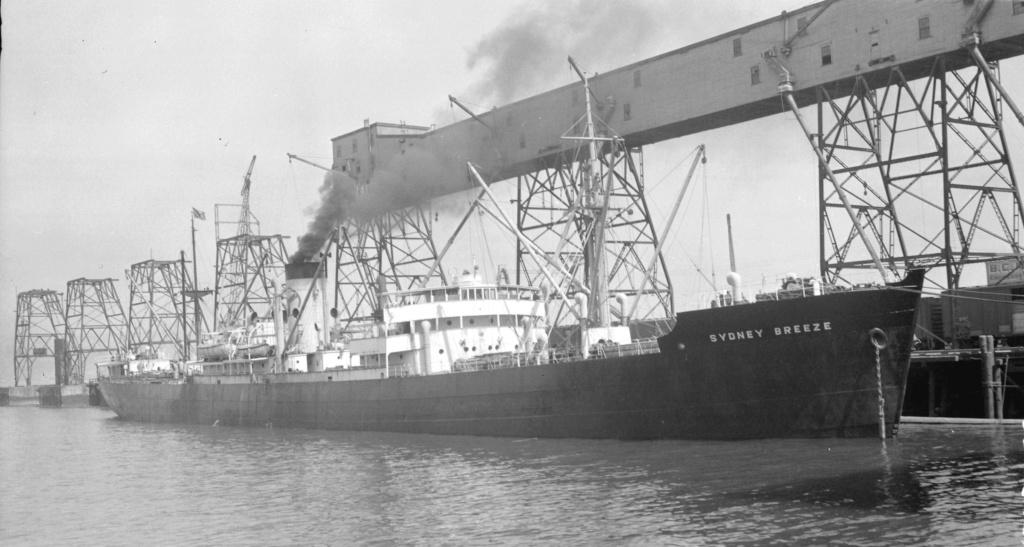 Photos General cargo avant 1940 (Plus 3000gt) 11 Sydney10